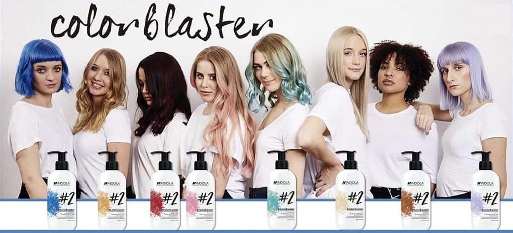 Colorblaster | ST Estilisme | Sant Feliu de Guíxols